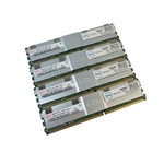 Dell PowerEdge 1900 1950 2900 16GB 4x4GB PC2-5300 DDR2 Server Memory