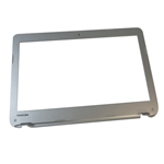 Toshiba Chromebook CB30 Laptop Silver Front Lcd Bezel 13.3""