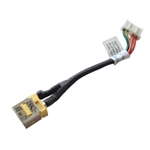 Acer Extensa & TravelMate DC Jack w/ Cable 50.TK901.008
