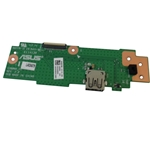 Asus Chromebook C300 C300M C300MA Laptop IO USB Board & Cable