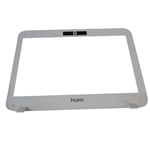New Haier Chromebook HR-116E Laptop White Lcd Front Bezel