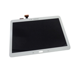 Samsung Galaxy Note 10.1 P600 P605 White Lcd Touch Screen Assembly