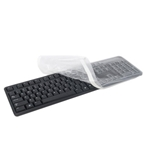 New Desktop Clear Keyboard Cover for HP KU-1156 672647-003 USB Wired Keyboards