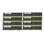 32GB 8x4GB PC2-5300P Memory for Dell PowerEdge 2970 6950 M905 R300
