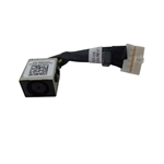 Dc Jack Cable for Dell Latitude E7240 E7250 Laptops - Replaces 4W9NY