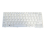Acer Aspire One A110 A150 ZG5 D150 D250 Series White Keyboard