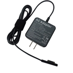 Ac Adapter Wall Charger for Microsoft Surface Pro 3 Tablets Model 1625