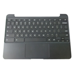 New Samsung Chromebook XE500C13 Laptop Black Palmrest Keyboard & Touchpad