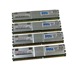 16GB 4x4GB PC2-5300 DDR2 Memory for Dell PowerEdge 1900 1950 2900 2950