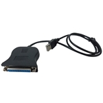USB 2.0 to IEEE 1284 25 Pin DB25 Female Parallel Printer Cable Adapter