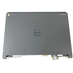 Dell Chromebook 11 (3120) Lcd Back Cover & Hinges WFTT3 - Touchscreen Version