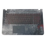 Genuine HP Pavilion 15-AN Palmrest Keyboard & Touchpad 836099-001