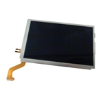 Replacement Upper Top Lcd Screen for Nintendo 3DS XL Consoles