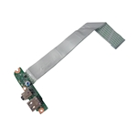 HP 15-F Pavilion 15-N USB Board & Cable 732077-001