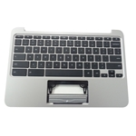 Genuine HP Chromebook 11 G3, 11 G4 Palmrest w/ Keyboard 788639-001