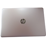 Genuine HP 17-AK 17-BS Rose Gold Lcd Back Cover 933301-001
