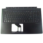 Acer Aspire V Nitro VN7-593G Palmrest & Backlit Keyboard 6B.Q23N1.009