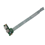 HP 15-D 250 G2 255 G2 Compaq 15-A USB Board w/ Cable 747126-001