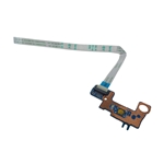 HP Pavilion 15-AU 15-AW Power Button Board & Cable 856348-001