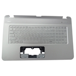 Genuine HP ENVY 17-K 17T-K M7-K Palmrest & Backlit Keyboard 774556-001