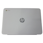 Genuine HP Chromebook 14-X White Lcd Back Cover 787692-001