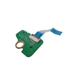 HP Pavilion 15-AB 15T-AB 15Z-AB Power Button Board & Cable 809033-001