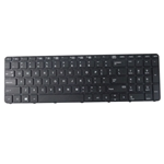 Non-Backlit Keyboard for HP ProBook 450 G3, 455 G3, 470 G3 Laptops