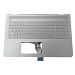 Genuine HP Pavilion 15-CC 15-CD Palmrest w/ Keyboard 926858-001
