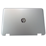 Genuine HP ENVY 15-U 15T-U Silver Lcd Back Cover 774591-001