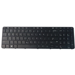 Keyboard w/ Pointer for HP Probook 650 G2 G3 655 G2 G3 Laptops