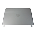 Genuine HP Pavilion 14-AB 14T-AB Silver Lcd Back Cover 806732-001