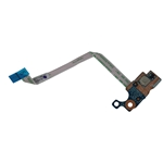 HP 15-AY 15-BA 250 G5 255 G5 Power Button Board & Cable 855012-001