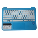 Genuine HP Stream 11-Y 11-AH Palmrest Keyboard & Touchpad 902956-001