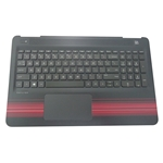 Genuine HP Pavilion 15-AW Palmrest Keyboard & Touchpad 903369-001