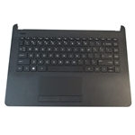 Genuine HP 14-BS 14-BW Palmrest Keyboard & Touchpad 925307-001