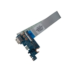 HP 15-BS 15-BW 250 G6 255 G6 USB Board & Cable 924991-001