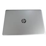 Genuine HP Pavilion 17-AB 17T-AB Silver Lcd Back Cover 857445-001