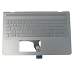 Genuine HP Pavilion 15-CC 15-CD Palmrest & Backlit Keyboard 928438-001