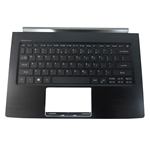 Acer Swift 5 SF514-51 Black Palmrest & Keyboard 6B.GLCN2.001