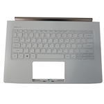 Acer Swift 5 SF514-51 White Palmrest & Keyboard 6B.GLEN2.001