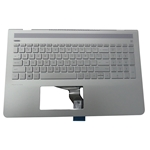 Genuine HP Pavilion 15-CC 15-CD Palmrest & Backlit Keyboard 928440-001