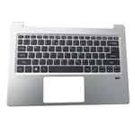 Acer Swift 1 SF113-31 Silver Palmrest & Keyboard 6B.GNKN5.001