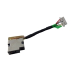 HP Chromebook 11-V Chromebook 11 G5 Dc Jack Cable 808155-013