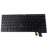 Lenovo ThinkPad T460P T470P Backlit Keyboard w/ Pointer 00UR355