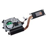 Acer Chromebook C771 C771T Cpu Fan & Heatsink 60.GNZN7.004