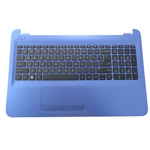 Genuine HP 15-AC 15-AF Palmrest Keyboard & Touchpad 813978-001