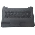 Genuine HP 17-X 17T-X 17-Y Palmrest w/ Keyboard & Touchpad 856698-001