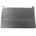 Genuine HP 15-BS 15T-BS 15-BW Palmrest Keyboard & Touchpad 925011-001
