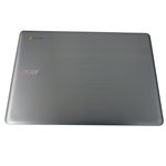 Acer Chromebook CB3-431 Silver Lcd Back Cover 60.GC2N5.004