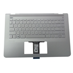 Genuine HP Pavilion 14-BK Palmrest w/ Backlit Keyboard 930259-001